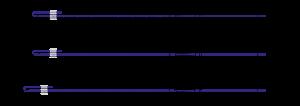The Up   The Up Premium (канюля) - сложные коги 4D Thread, насечки расположены на 360' по всей длине нити